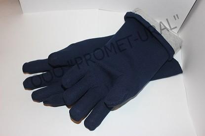 перчатки рентгенозащитные черные