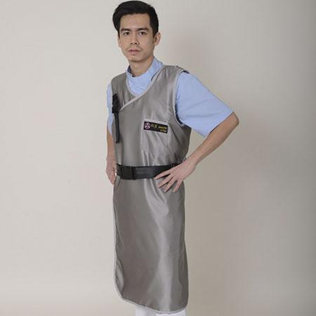 Экранизирующая защитная одежда от радиации